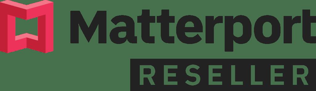 Matterport Reseller Logo